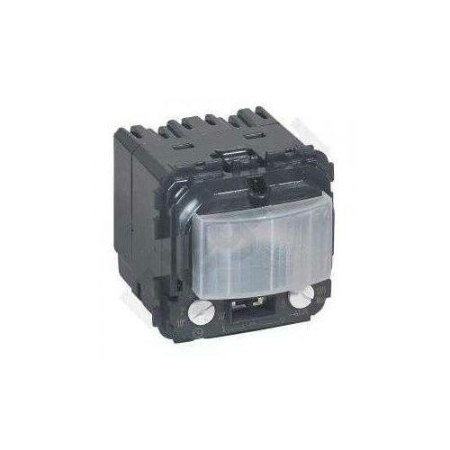 Czujnik ruchu Legrand Celiane 067026 łącznik automatyczny bez zacisku neutralnego z przełącznikiem on/off