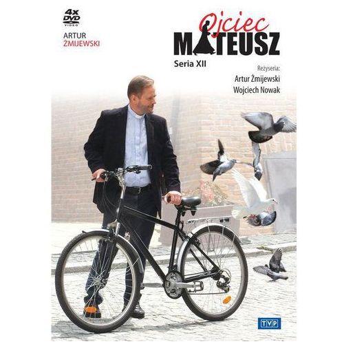 Ojciec Mateusz. Sezon 12 - Telewizja Polska (5902739660201)