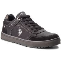 Sneakersy U.S. POLO ASSN. - Valk WALKS4170W8/YS1 Blk, w 3 rozmiarach