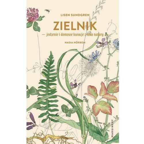 Zielnik - jedzenie i domowe kuracje z łona natury - Lisen Sundgren., Marginesy