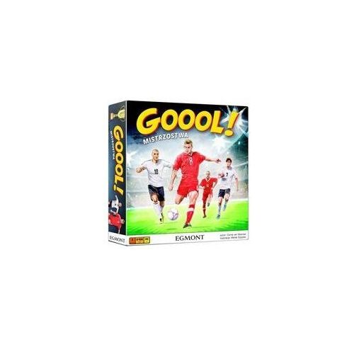 Goool! mistrzostwa marki Egmont