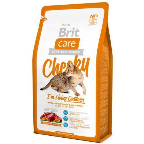 Brit care cheeky i'm living outdoor 2kg ## charytatywny sklep ## 100% zysku sklepu na pomoc psiakom:) (8595602505678)