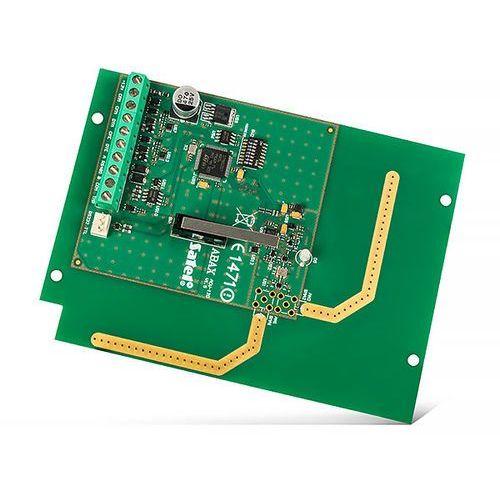 Kontroler systemu bezprzewodowego abax do central integra i versa (2 anteny) acu-120 marki Satel