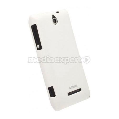 Pokrowiec KRUSELL Sony Xperia E Color Cover Biały, 89796