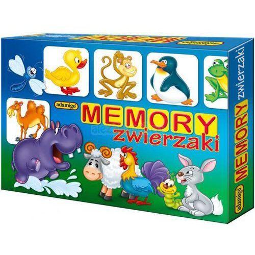 Adamigo Memory - zwierzaki, ADA5697