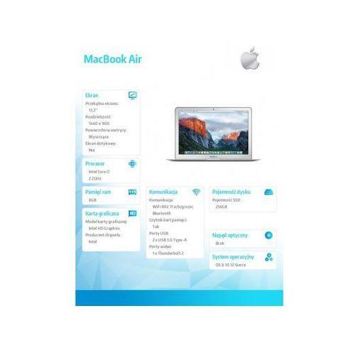 Apple Macbook Air MQD42Z