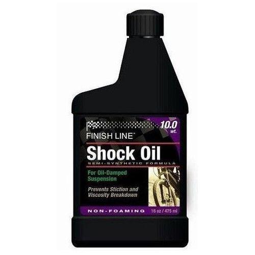 Olej shock oil do amortyzatorów 470ml 10 wt marki Finish line