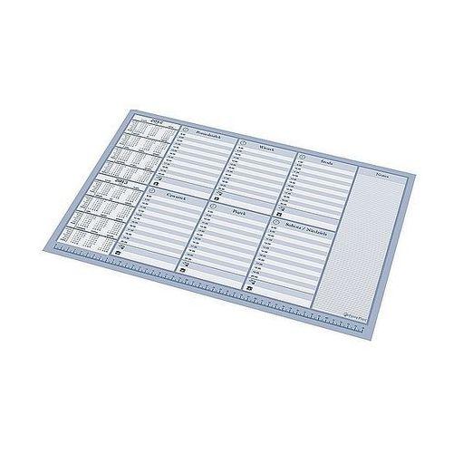 Kalendarz biuwar wkład tygodniowy 470x330mm 0318-0002-99 marki Panta plast
