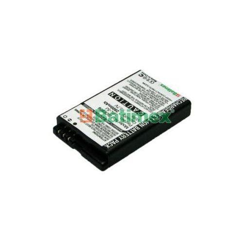 Nokia 5800 / bl-5j 2800mah 10.4wh li-ion 3.7v powiększony czarny () wyprodukowany przez Batimex