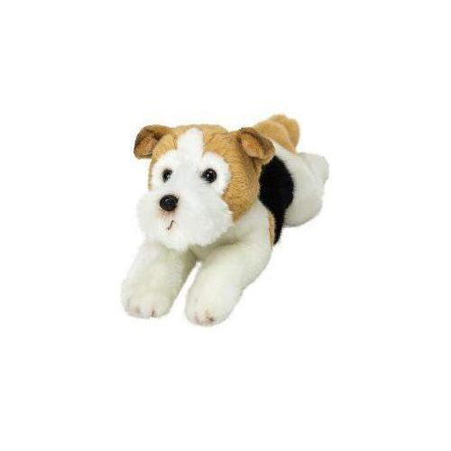 Leżący pies Fox Terierr 30cm SUKI (5053154120914)