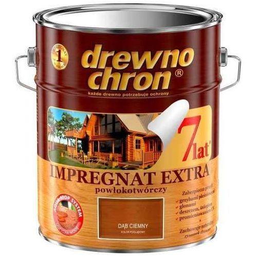 Drewnochron - impregnat, dąb ciemny, 9 l (extra powłokotwórczy)