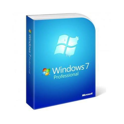 windows 7 professional pl 32/64 marki Microsoft