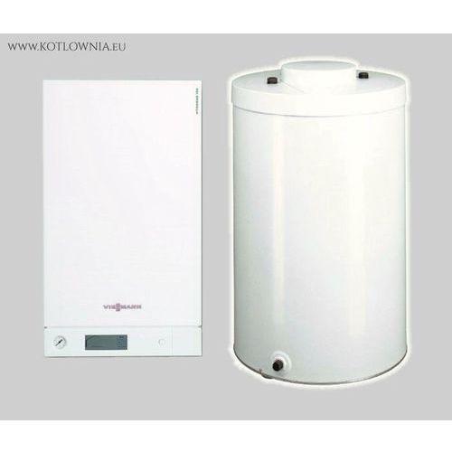 Vitodens 100-W 6,5 - 19,0kW + podgrzewacz 100l Vitocell 100-W. GZ-50. Oferta ważna z usługą montażu., B1HC122