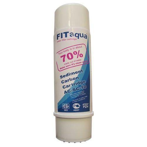 Wkład sedymentacyjno-węglowy fitaqua ac-sc-10 marki Amii