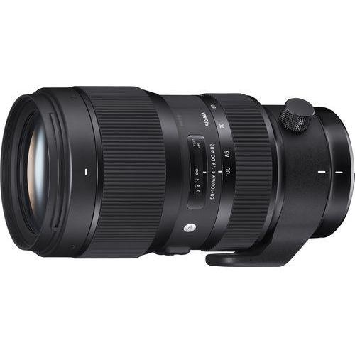 Sigma a 50-100 mm f/1.8 dc hsm canon - produkt w magazynie - szybka wysyłka! (0085126693541)