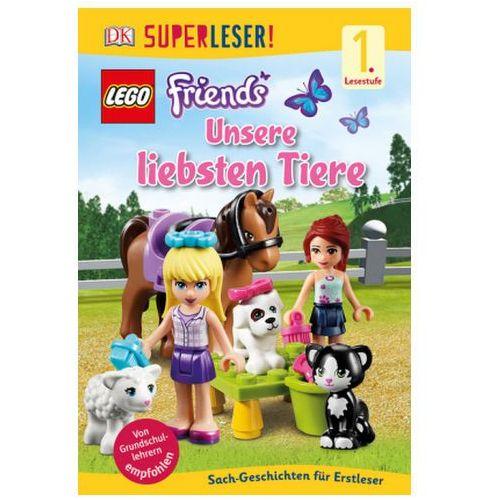 Superleser! LEGO® FRIENDS(TM). Unsere liebsten Tiere (9783831029242)
