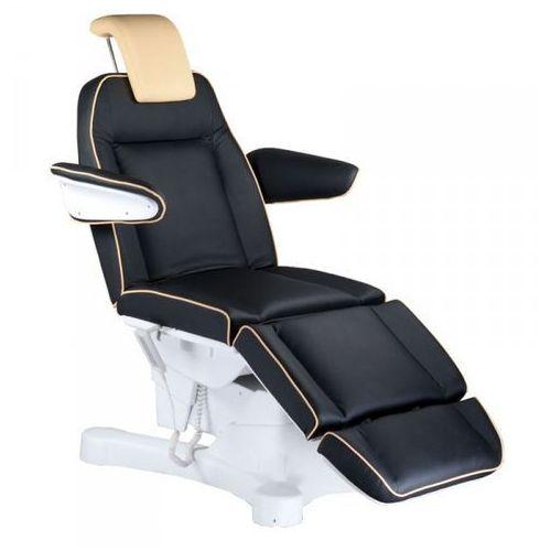 Elektryczny Fotel Kosmetyczny Napoli Czarny