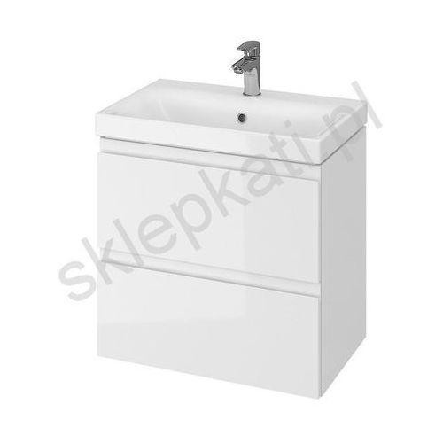 CERSANIT szafka podumywalkowa Moduo Slim 60 biały połysk S929-004, S929-004