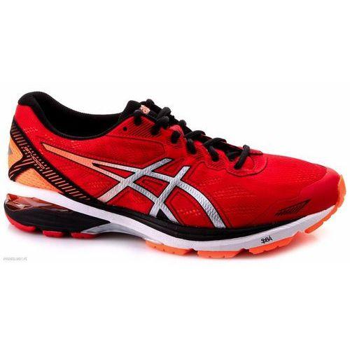 Asics GT-1000 5 Red 2393, kolor czerwony