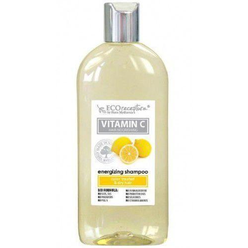 Stara mydlarnia Vitamin c - szampon do włosów farbowanych z keratyną 300 ml