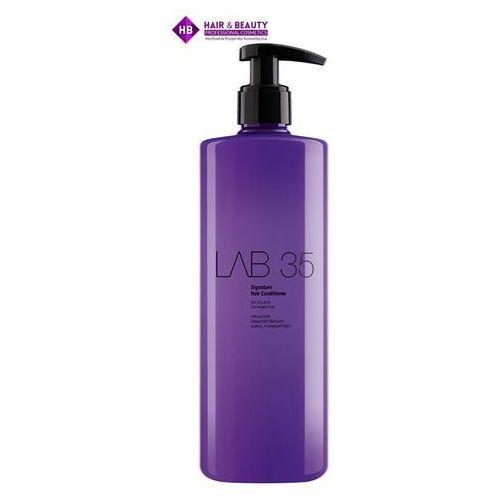 Kallos lab 35 odżywka balsam rozpieszczający do wosów 1000 ml (5998889511074)
