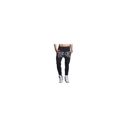 Trec Wear TW Pants 037 Trecgirl Black 1szt, kolor czarny