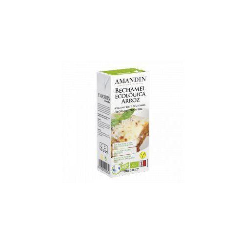 Natumi Sos ryżowy bechamel bio 200 ml amandin