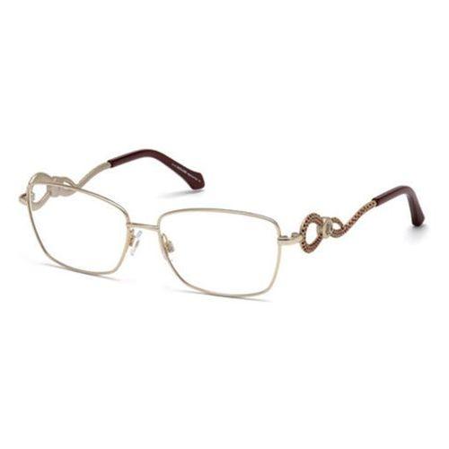 Okulary korekcyjne  rc 5003 agliana a28 marki Roberto cavalli