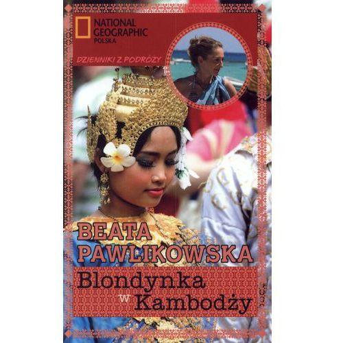 Blondynka w Kambodży, oprawa miękka