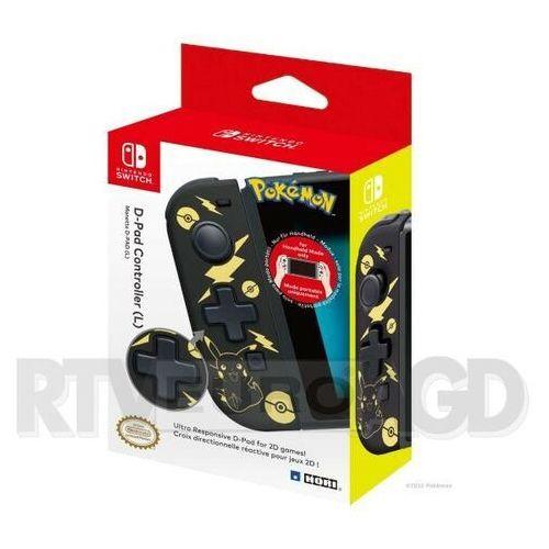 Hori switch d-pad kontroler pikachu black & gold (lewy) (0810050910095)