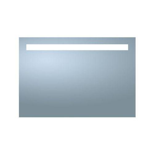 Lustro łazienkowe z oświetleniem wbudowanym STYLO 120 x 60 VENTI (5907722357786)