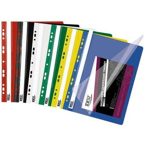 Skoroszyt plastikowy Idest PCV A4, zawieszany, czarny - Porady, wyceny i zamówienia - sklep@solokolos.pl - Tel.(34)366-72-72 - Autoryzowana dystrybucja - Szybka dostawa (5902156000178)