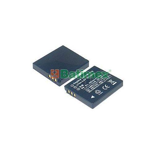 Batimex Panasonic cga-s008e / dmw-bce10 1000 mah li-ion 3.7v ()