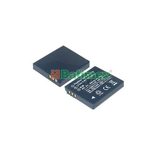 Panasonic cga-s008e / dmw-bce10 1000 mah li-ion 3.7v () marki Batimex