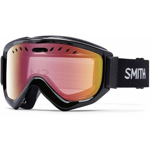 gogle snowboardowe SMITH - Knowledge Otg Black Red Sensor Mirror (99BY) rozmiar: OS
