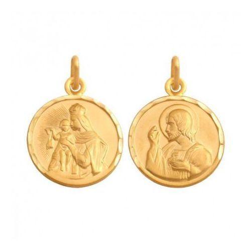 Zawieszka złota pr. 585 - 35667, marki Rodium