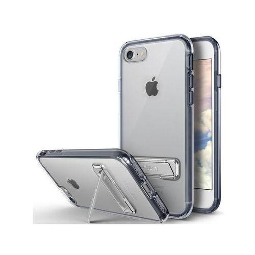 Obliq Naked Shield Kickstand - Etui z podstawką iPhone 7 (Smoky Black) DARMOWA DOSTAWA