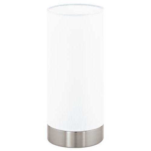 Eglo Lampa stołowa pasteri biała, 95118