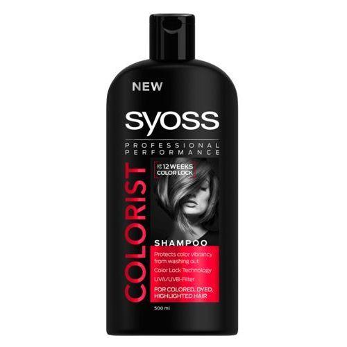 Schwarzkopf color szampon do włosów farbowanych 500ml marki Syoss