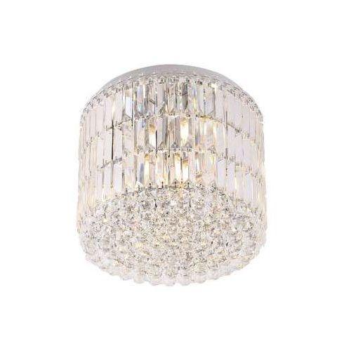 Plafon lampa sufitowa puccini 11x40w e14 chrom / przezroczysta c0127 marki Maxlight
