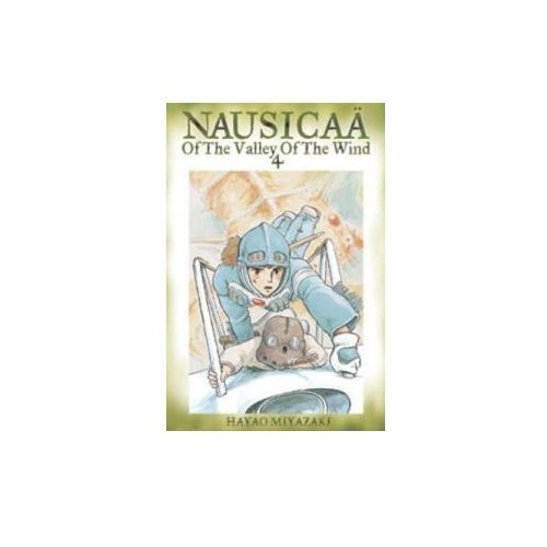 Nausicaa of the Valley of the Wind (9781591163527)