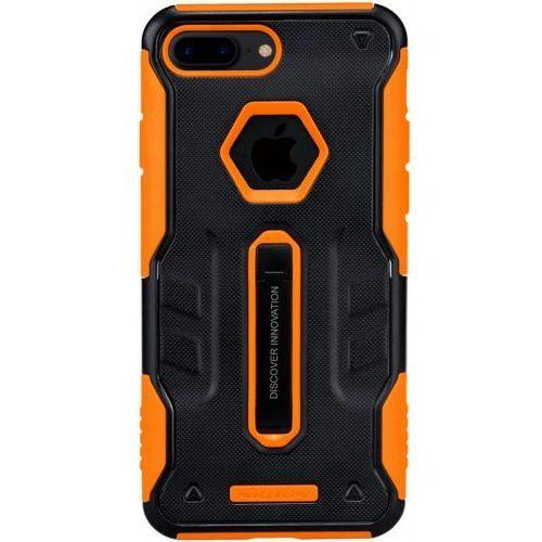 Nillkin Etui defender iv case with holder iphone 7 plus black/orange