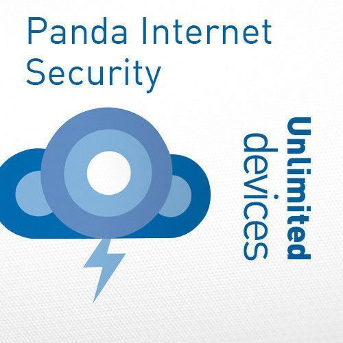 internet security 2018 unlimited / 1 rok marki Panda