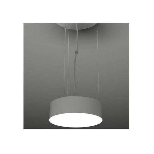 Lampa wisząca zama 5511/gx53/sz metalowa oprawa kuchenny zwis okrągła szary marki Shilo