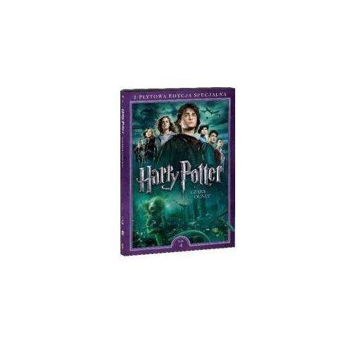 Harry Potter i Czara Ognia, edycja specjalna (2xDVD) - Mike Newell