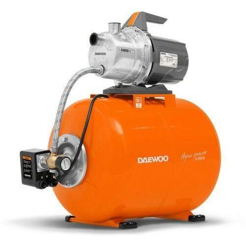Daewoo Hydrofor + pompa wody das 4000/50 1200w 50l