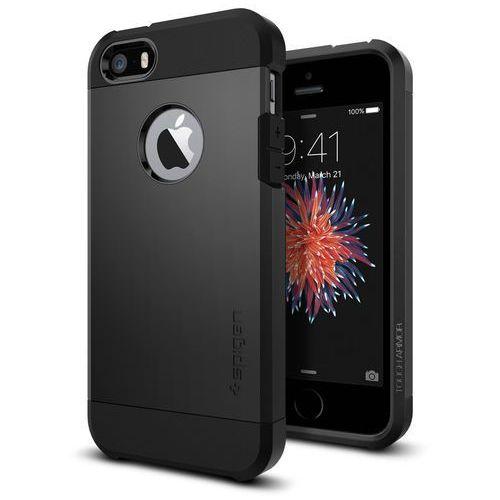 Spigen sgp Spigen tough armor iphone 5/5s/se black