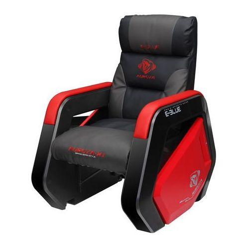 Sofa gaming auroza - szaro - czerwony marki E-blue