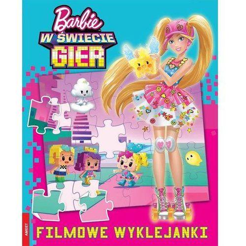 Ameet Barbie w świecie gier filmowe wyklejanki - praca zbiorowa (9788325325039)