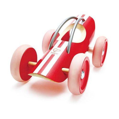 Auto czerwona wyścigówka marki Hape